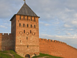 Walls and Tower of Kremlin