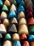 Souvenir Pyramids for Sale at Shop in Sohael Nubian Village