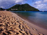 Reduit Beach and Rodney Bay