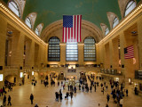 Interior of Grand Central Terminus