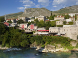 Old Town and Neretva River