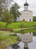 Church of the Intercession of the Nerl  at Bogolyubovo