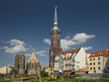 New Town Hall and Tower at Rynek (Market Square)