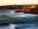 Entrance to Tamarama Bay to Bronte and Nelson Bay  Sunrise