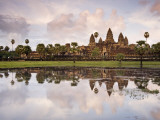 Angkor Wat and its Reflection