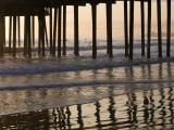 Pacific Ocean and Pismo Beach Pier