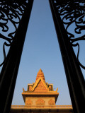 Metal Gates of Wat Ounalom