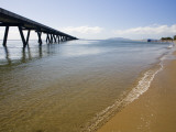 Lucinda Beach and Australia's Longest Jetty