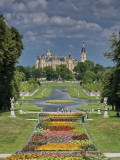 Schlossgarten with Castle in Distance