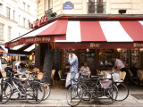 La Pregrille&#39; Restaurant on Rue Saint Severin