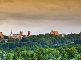 Chelmno from Vistula Bridge