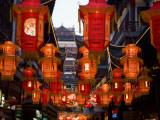 Lantern Festival at Yuyuan Bazaar