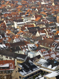 City Rooftops in Winter