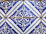 Detail of Portuguese Colonial Tiles