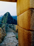 Huayna Picchu from Ruins