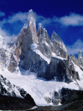 Cerro Torre (3102M) from Laguna Torre