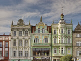 Art Nouveau Houses at Hallera Square