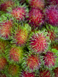 Rambutan for Sale at or Tor Kor Market