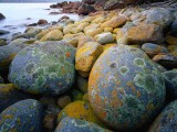 Granite Boulders at Wineglass Bay
