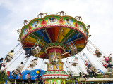 Jinjiang Amusement Park Chair Ride