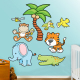 Jungle Animals 2