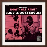 Blind Snooks Eaglin - That's All Right