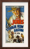 The Stranger from Arizona  Buck Jones  1938