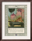 Buick  Magazine Advertisement  USA  1920