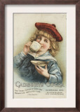 Cadbury's  Cocoa Drinking Chocolate  UK  1890