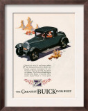 Buick  Magazine Advertisement  USA  1926