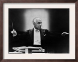 Boston Pops Orchestra Conductor  Arthur Fiedler July 1961