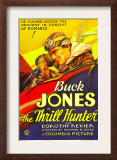 The Thrill Hunter  Buck Jones  1933