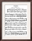 Susanna  Popularly known as Oh! Susanna  American Song by Stephen Foster  Sheet Music  1851