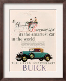 Buick  Magazine Advertisement  USA  1928