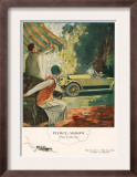 Pierce Arrow  Magazine Advertisement  USA  1925