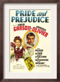 Pride and Prejudice  Greer Garson  Laurence Olivier  1940
