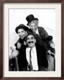 The Marx Brothers Pose for a Publicity Portrait During Production of a Night at the Opera  1935