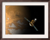 Artist&#39;s Concept of NASA&#39;s Mars Reconnaissance Orbiter
