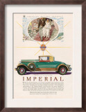 Imperial chrysler  Magazine Advertisement  USA  1929