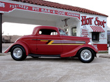 Billy F Gibbons ZZ Top Car