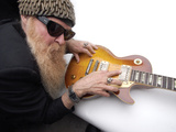 Billy F Gibbons Les Paul