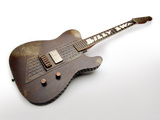 Billy F Gibbons Custom Guitar