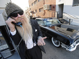 Billy F Gibbons Hot Rod