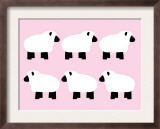 Pink Sheep Family