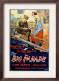 Big Parade  John Gilbert  Renee Adoree  1925