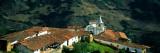 High Angle View of a Village  San Rafael De Mucuchies  Merida State  Andes  Venezuela
