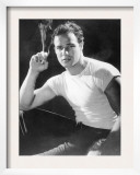 Marlon Brando  Portrait from a Streetcar Named Desire  1951