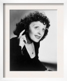 Edith Piaf  French Ballad Singer in Publicity Still from 1947