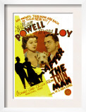 After the Thin Man  Myrna Loy  Asta  William Powell  1936