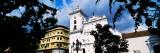 Low Angle View of a Cathedral  Bolivar Square  Caracas  Venezuela
